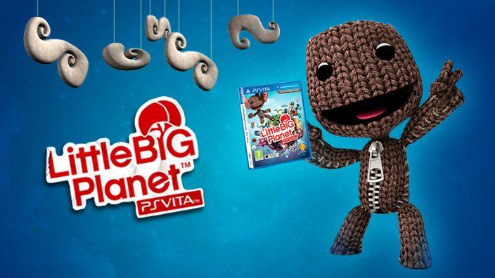 Partecipa al grande concorso di LBP PS Vita!