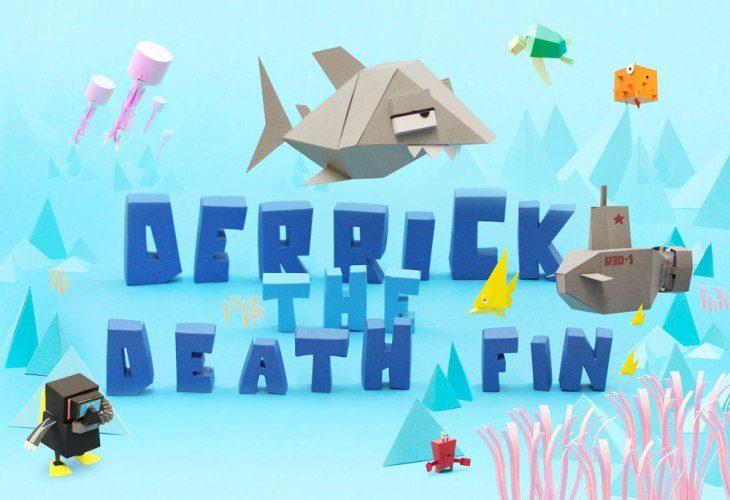 Derrick the Deathfin prende a morsi PSN da oggi