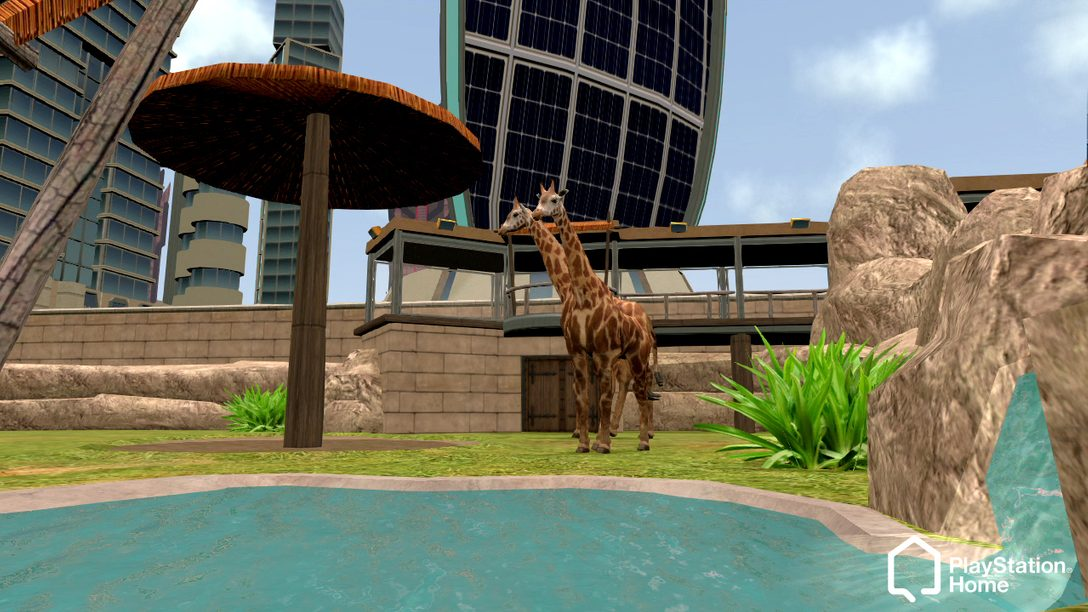 PlayStation Home: Costruite la vostra città ideale