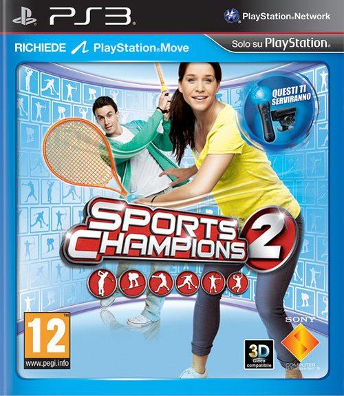 Sports Champions 2: il trailer di lancio e lo spot TV!