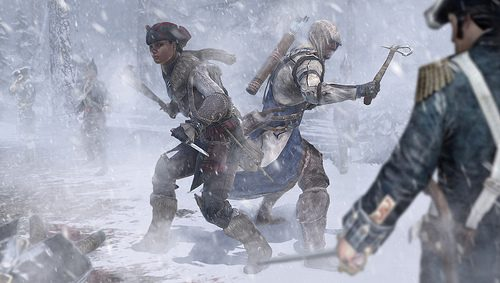 Assassin's Creed III: svelato Benedict Arnold in esclusiva su PS3