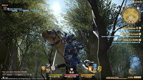 FINAL FANTASY XIV: A Realm Reborn – I primi screenshots!