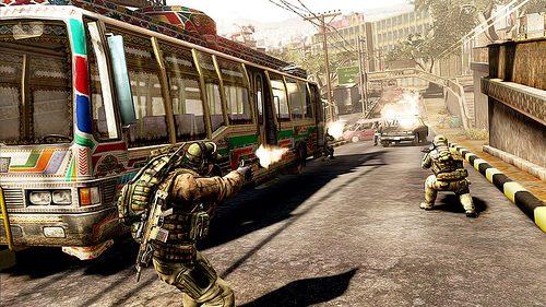 Ghost Recon Future Soldier: Khyber Strike DLC disponibile ora
