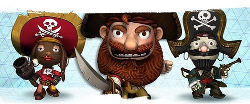 Pupazzi alla riscossa: Arrr! I Pirati sono tra noi!
