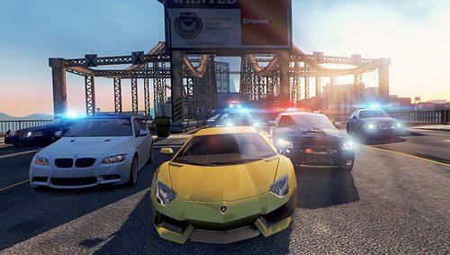 Intervista su Need For Speed Most Wanted: i dettagli della versione PS Vita