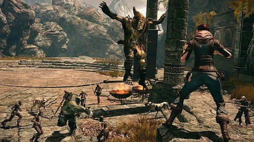 Of Orcs and Men disponibile da oggi su PlayStation 3