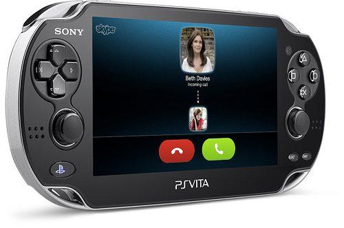 L'app di Skype per Playstation Vita aggiornata oggi