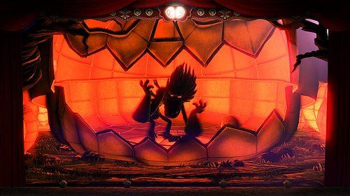 Il nuovo trailer di Puppeteer mostra il mondo spettrale di Hallowee Ville