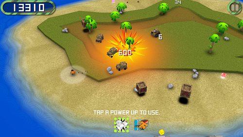 PlayStation Mobile presenta Rebel, lo sparatutto senza armi