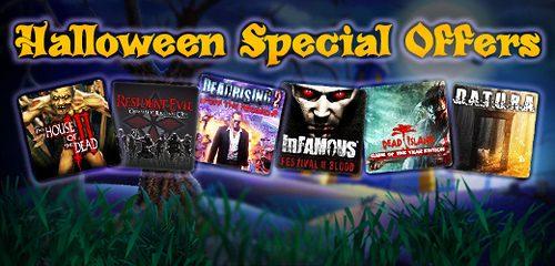 Sconti di Halloween: Altri titoli aggiunti!