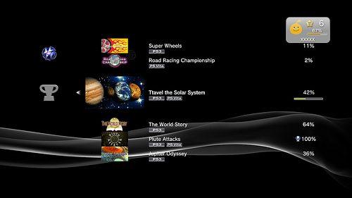 PlayStation 3 Software Update (v4.30): Visualizza i Trofei PS Vita su PS3