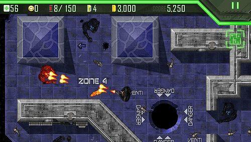 La prossima settimana su PlayStation Mobile il grande ritorno di Alien Breed