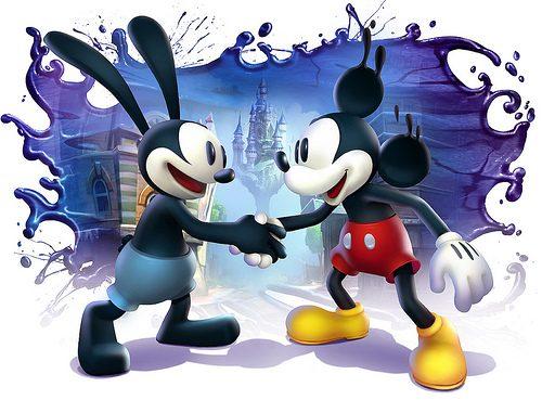 Epic Mickey 2: L'Avventura di Topolino e Oswald in arrivo su PlayStation Vita
