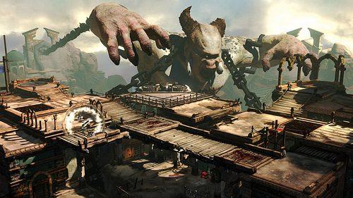 Abbiamo bisogno di VOI per la beta multigiocatore di God of War: Ascension