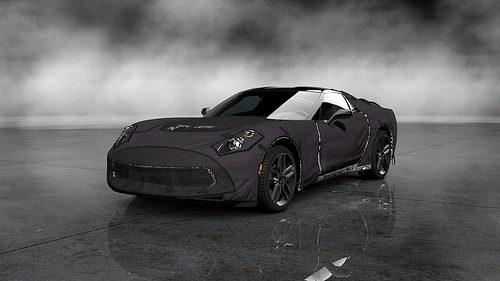 Nuovo DLC per Gran Turismo 5 – Guida la Corvette C7 Test Prototype