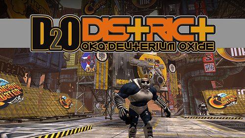 PlayStation®Home: Distretto D2O