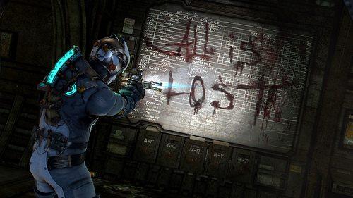 Intervista:  Dead Space 3 – Il survival horror di fantascienza diventa multigiocatore