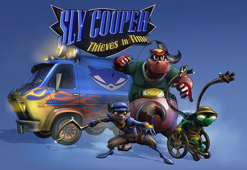 Sly Cooper: Ladri nel Tempo – Il messaggio di San Valentino di Carmelita Fox