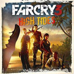 Far Cry 3 – Il DLC pack High Tides arriva a gennaio!