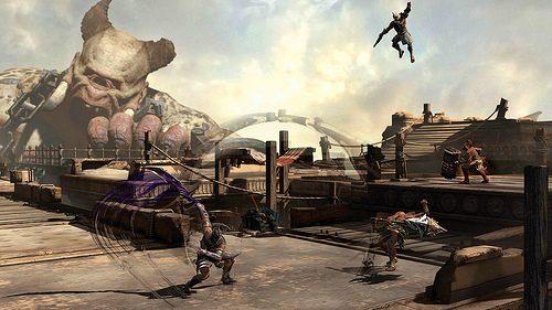 La beta multigiocatore di God of War: Ascension in arrivo su PS Plus