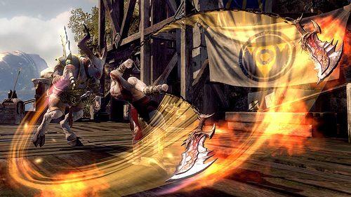 Demo single player di God of War: Ascension inclusa nel Blu-ray di Atto di Forza
