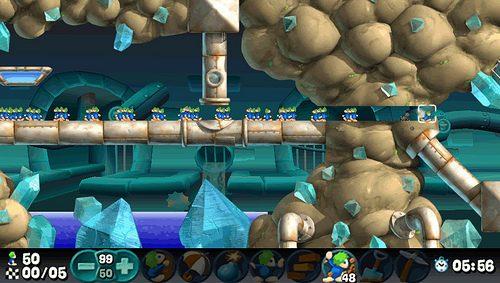 PlayStation Mobile: il ritorno dei Lemmings!