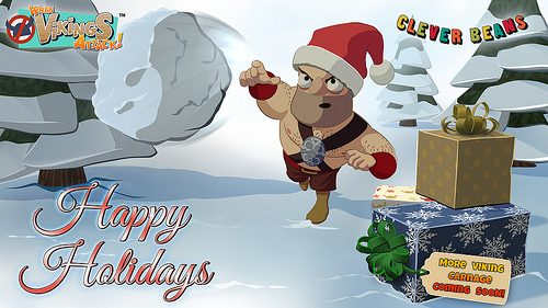 Buon Natale dal team di When Vikings Attack!