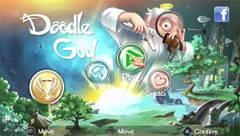 Doodle God debutta oggi su PS Vita