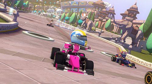 I nuovi DLC di F1 RACE STARS disponibili da oggi
