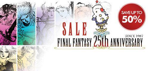 Super saldi per il mondo di Final Fantasy su PlayStation Store questa settimana
