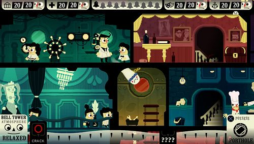 Sotto i riflettori di PlayStation Mobile – Haunt the House: Terrortown
