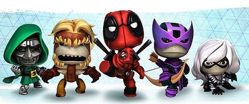 Pupazzi alla riscossa: il ritorno degli eroi Marvel