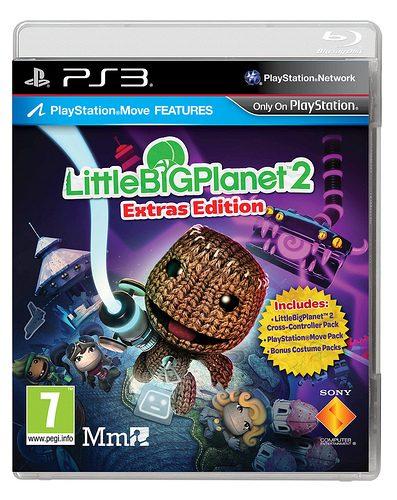 LittleBigPlanet 2: Extras Edition disponibile ora