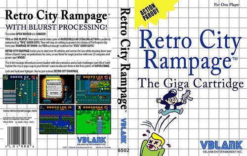 Retro City Rampage si fa strada su PSN da questa settimana