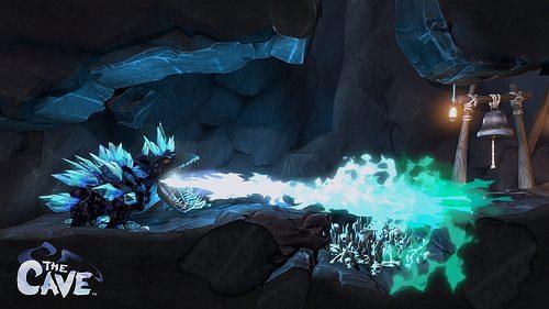 L'esplorazione di The Cave parte domani su PSN