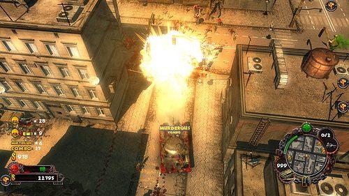 Zombie Driver HD si schianta oggi su PSN