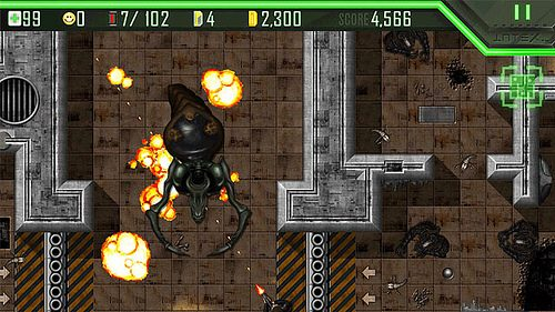 Questa settimana Alien Breed assalta PS3 e PS Vita