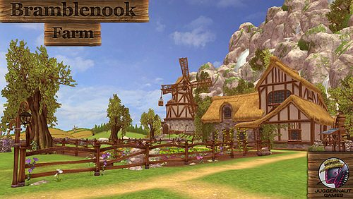 Aggiornamento PlayStation®Home: Bramblenook Farm