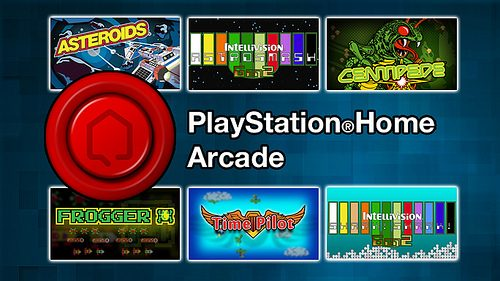 PlayStation Home Arcade sbarca su PS Vita!