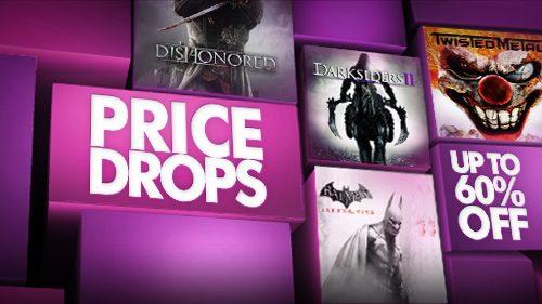 Le nuove offerte di PlayStation Store cominciano oggi