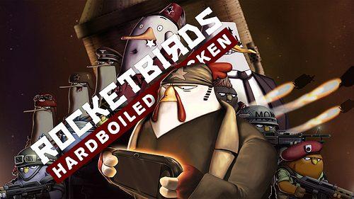 Rocketbirds: Hardboiled Chicken su PS Vita da oggi
