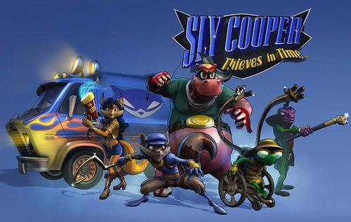 Nuovo trailer di Sly Cooper: Ladri nel Tempo – Saluti da Sly