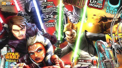 Star Wars Pinball da domani su PSN!