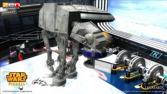"""Star Wars Pinball – Uno sguardo approfondito al tavolo """"L'Impero Colpisce Ancora"""""""