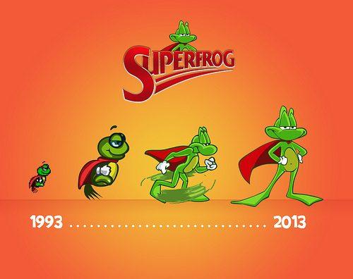 Superfrog HD quest'anno salta su PS3 e PS Vita!