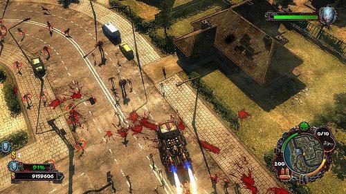 Zombie Driver HD: il DLC Apocalypse Pack disponibile da questa settimana