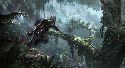 Assassin's Creed IV Black Flag annunciato!