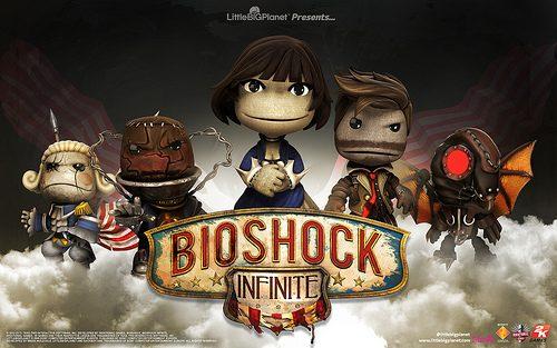 Pupazzi alla riscossa: BioShock Infinite arriva su LittleBigPlanet