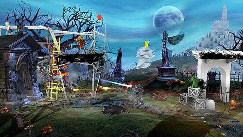 Zeus ed Isaac si uniscono al cast di PlayStation All-Stars Battle Royale da domani