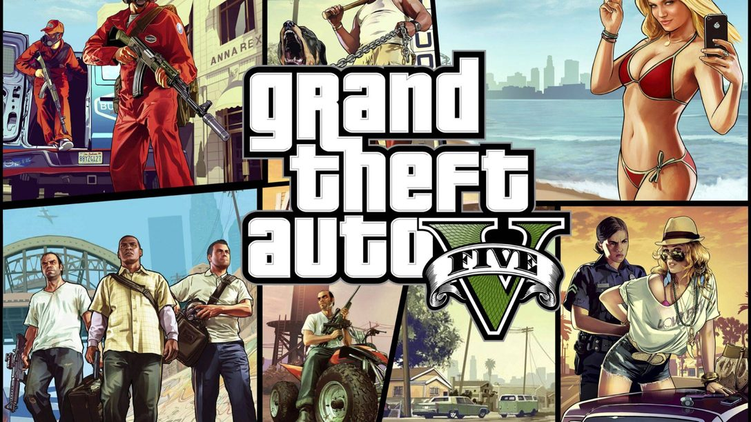 Grand Theft Auto V – Video gameplay ufficiale